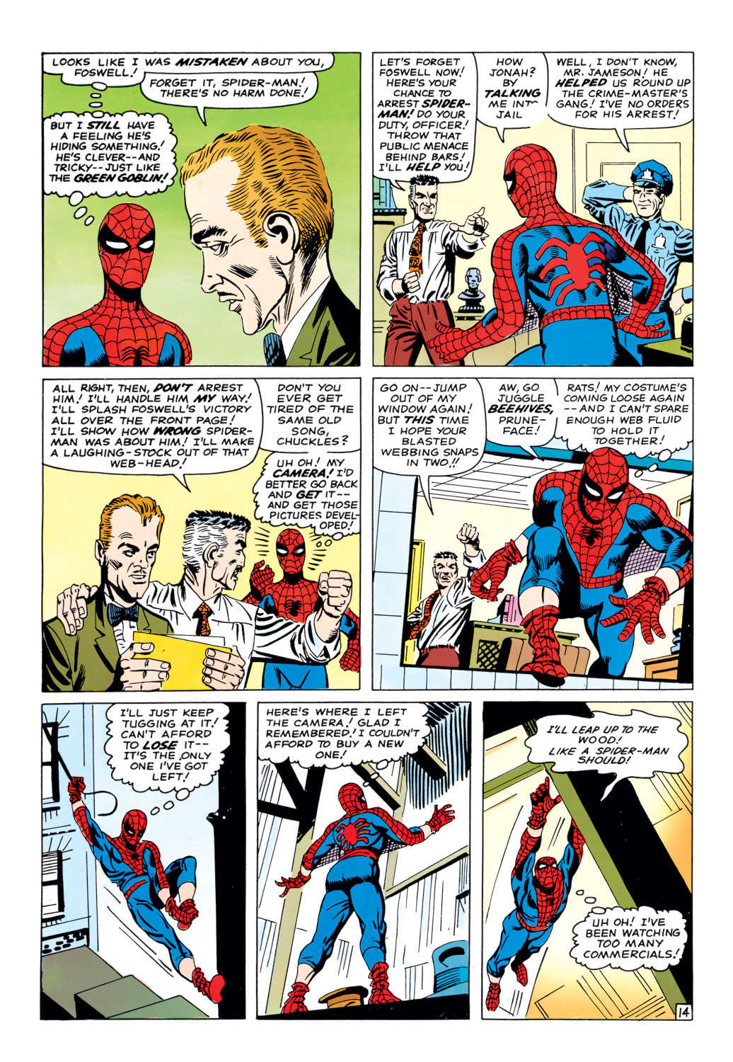 The Amazing Spider-Man (1963) 27 Page 14