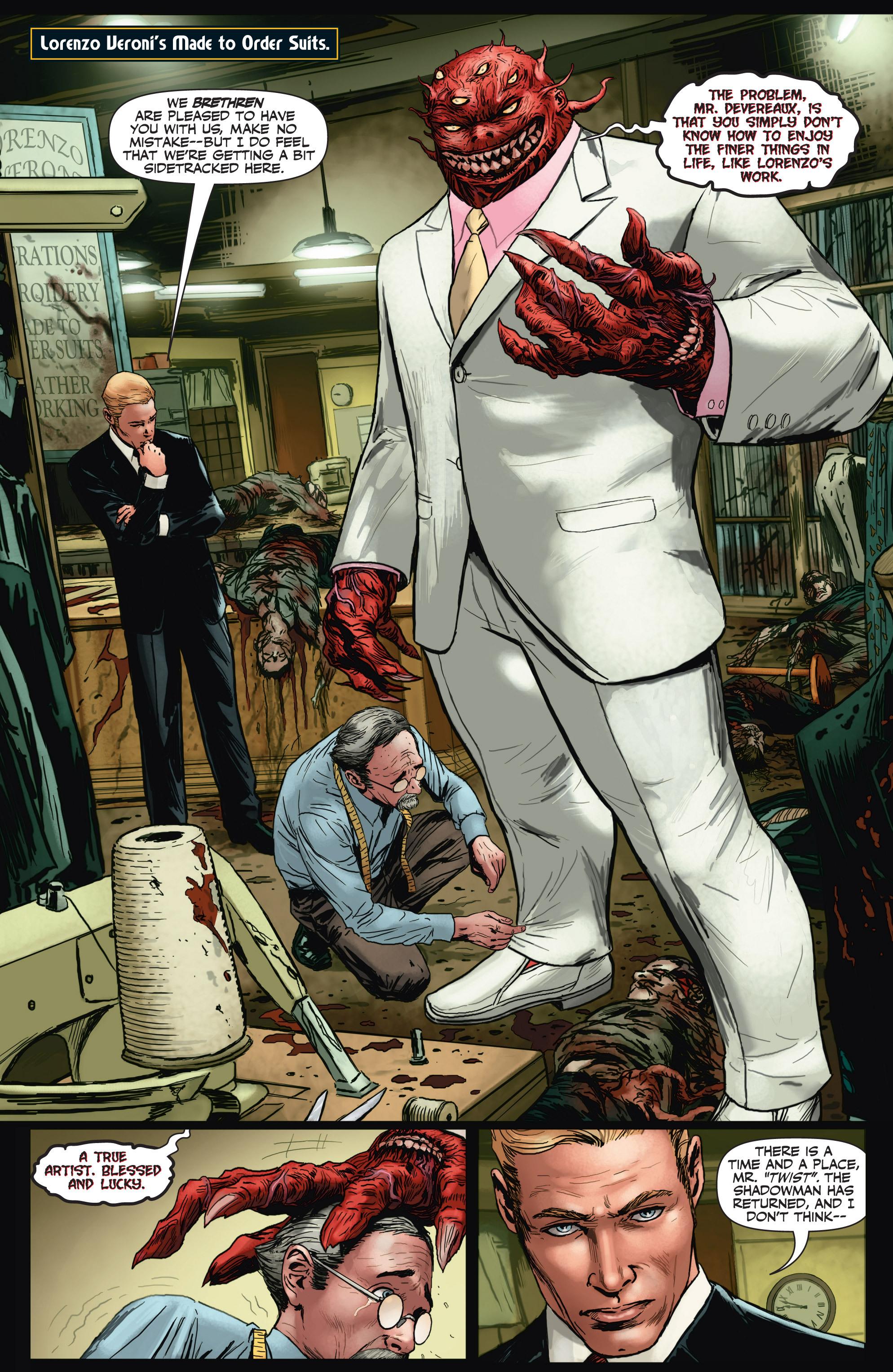 Read online Shadowman (2012) comic -  Issue #2 - 10
