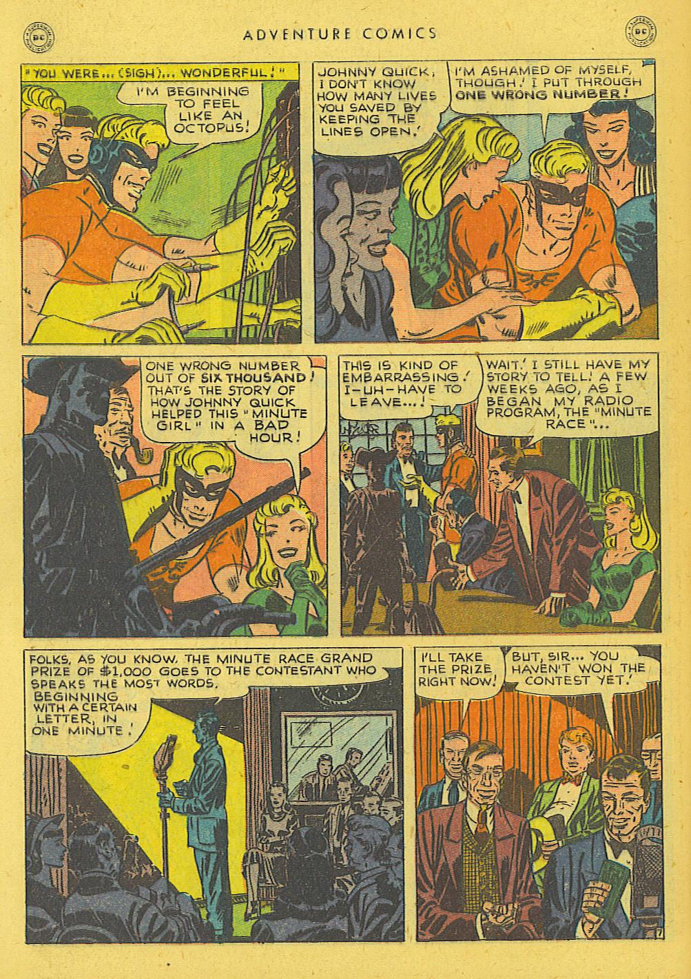 Read online Adventure Comics (1938) comic -  Issue #131 - 39