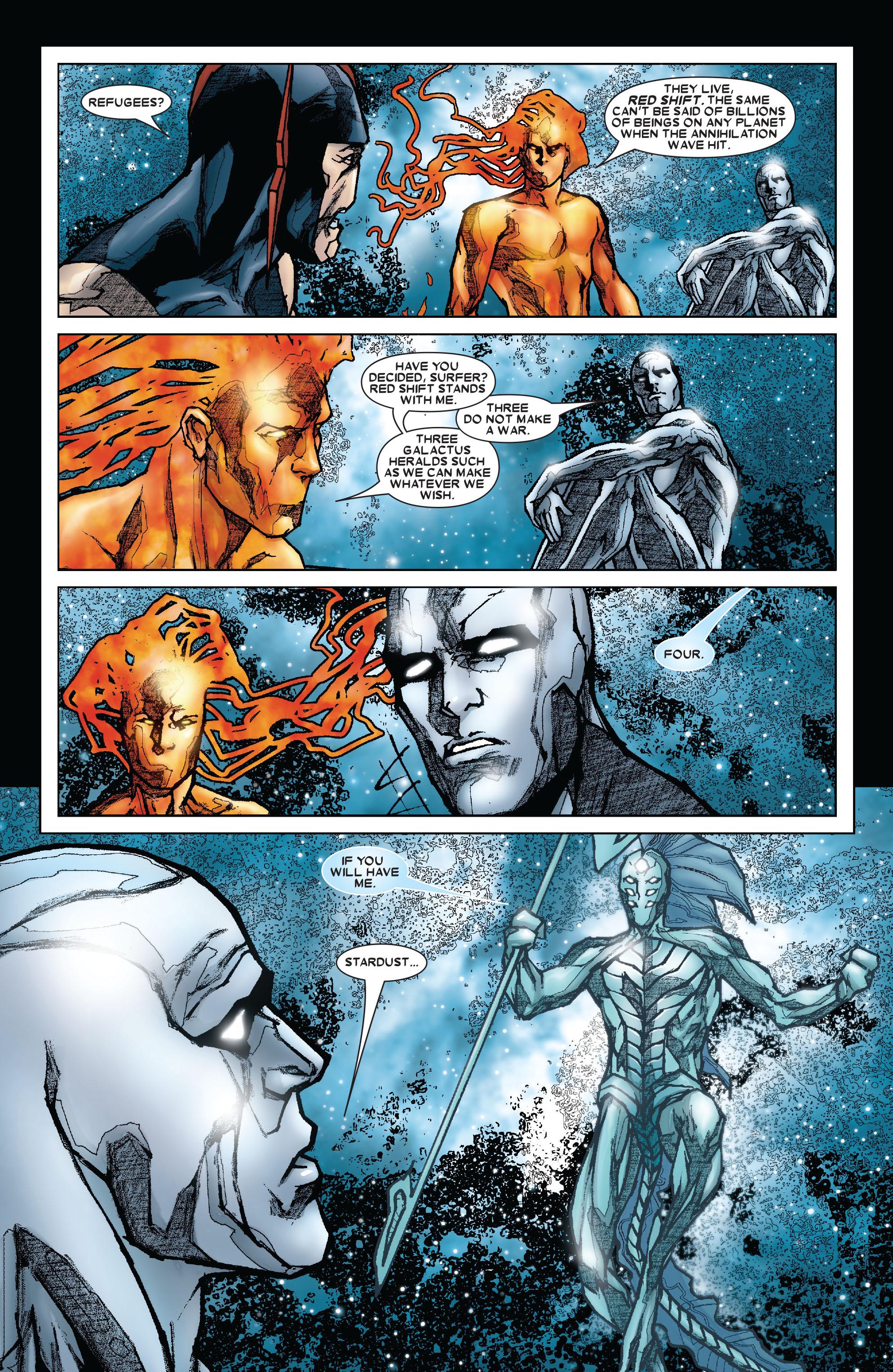 Read online Annihilation: Silver Surfer comic -  Issue #3 - 8
