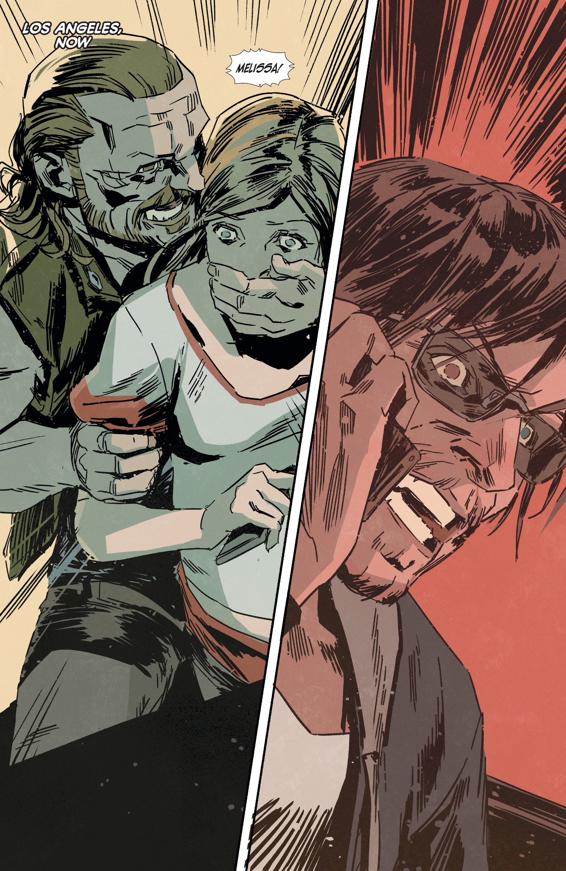 Read online Sons of the Devil comic -  Issue #13 - 9