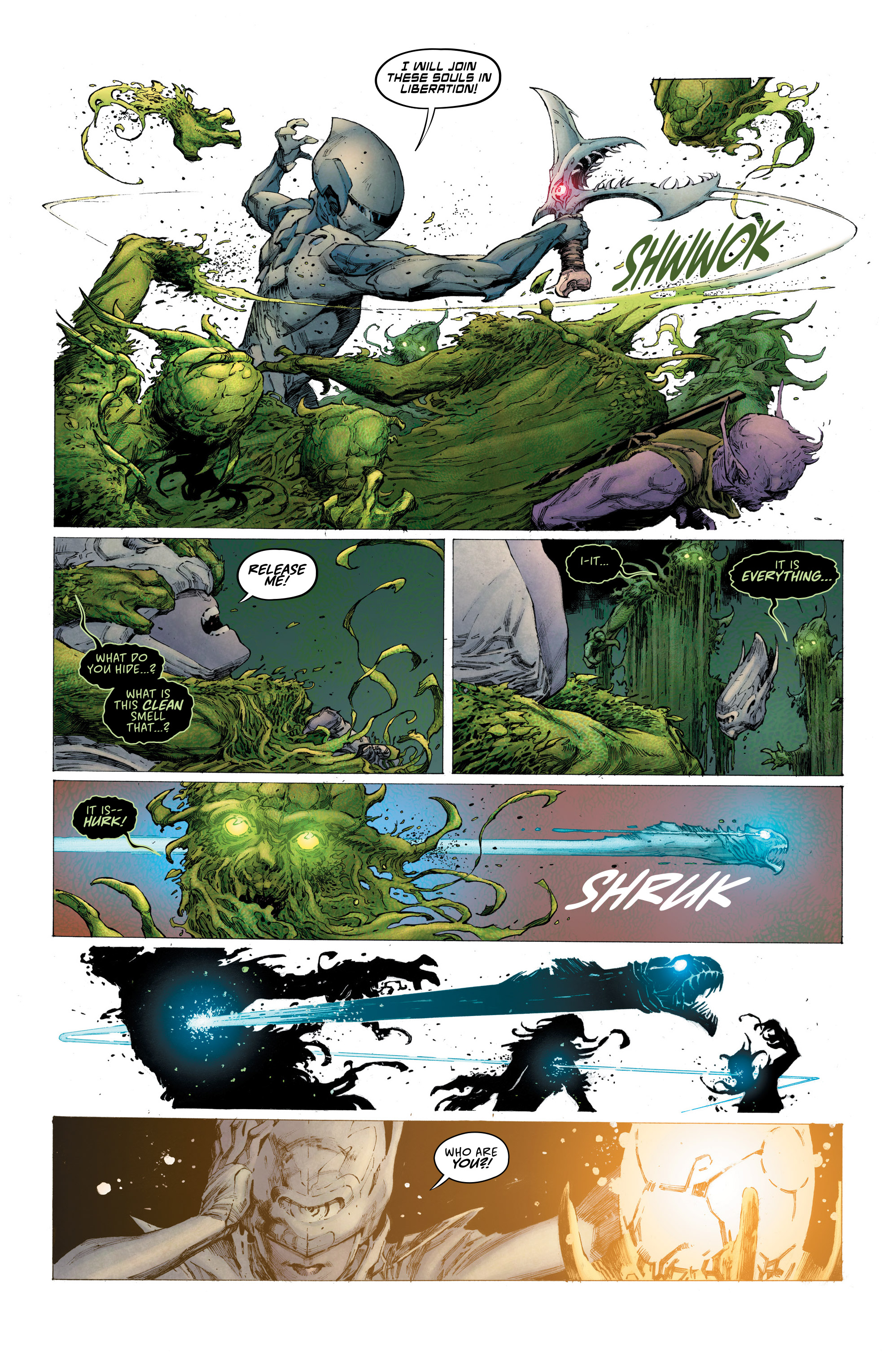 Read online Seven To Eternity comic -  Issue #6 - 19