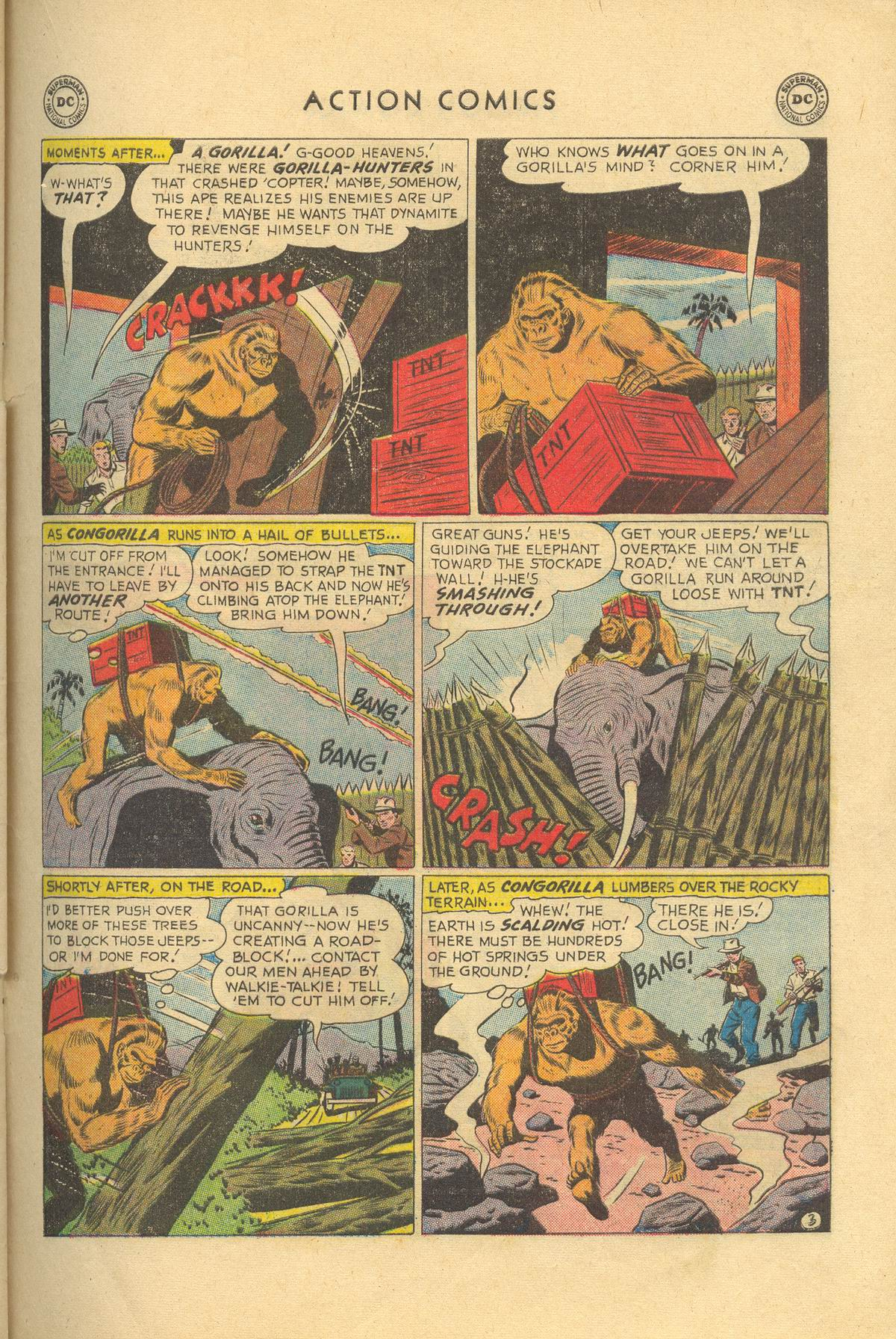 Read online Action Comics (1938) comic -  Issue #249 - 21