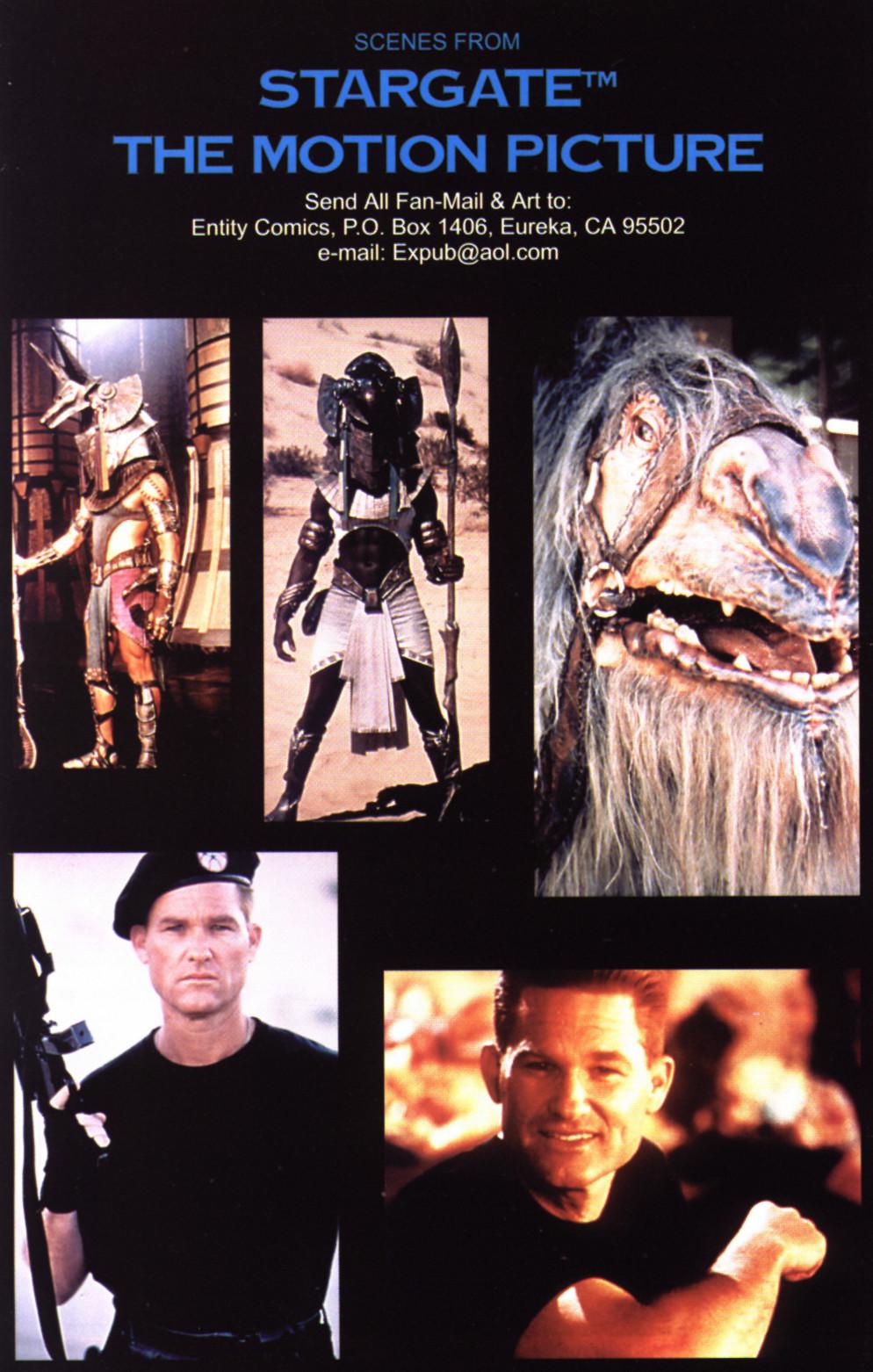 Read online Stargate comic -  Issue #4 - 26