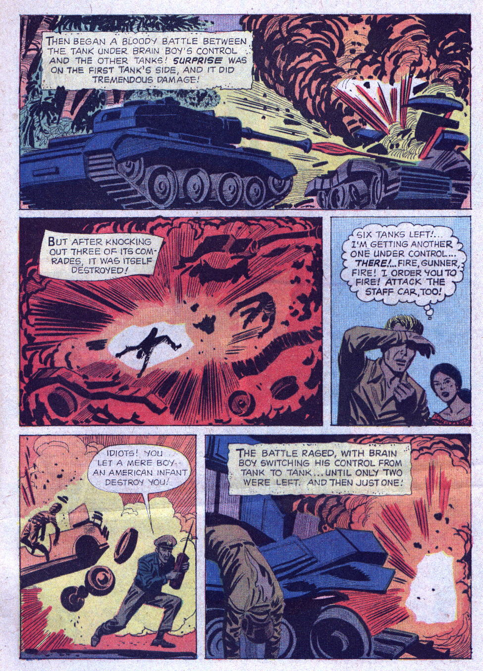 Four Color Comics issue 1330 - Page 33