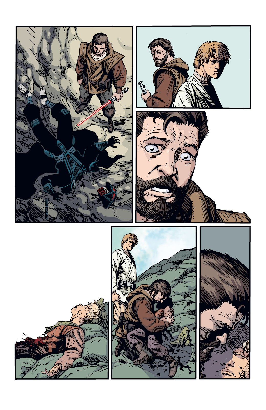 Read online Star Wars Legends: Infinities - Epic Collection comic -  Issue # TPB (Part 5) - 115