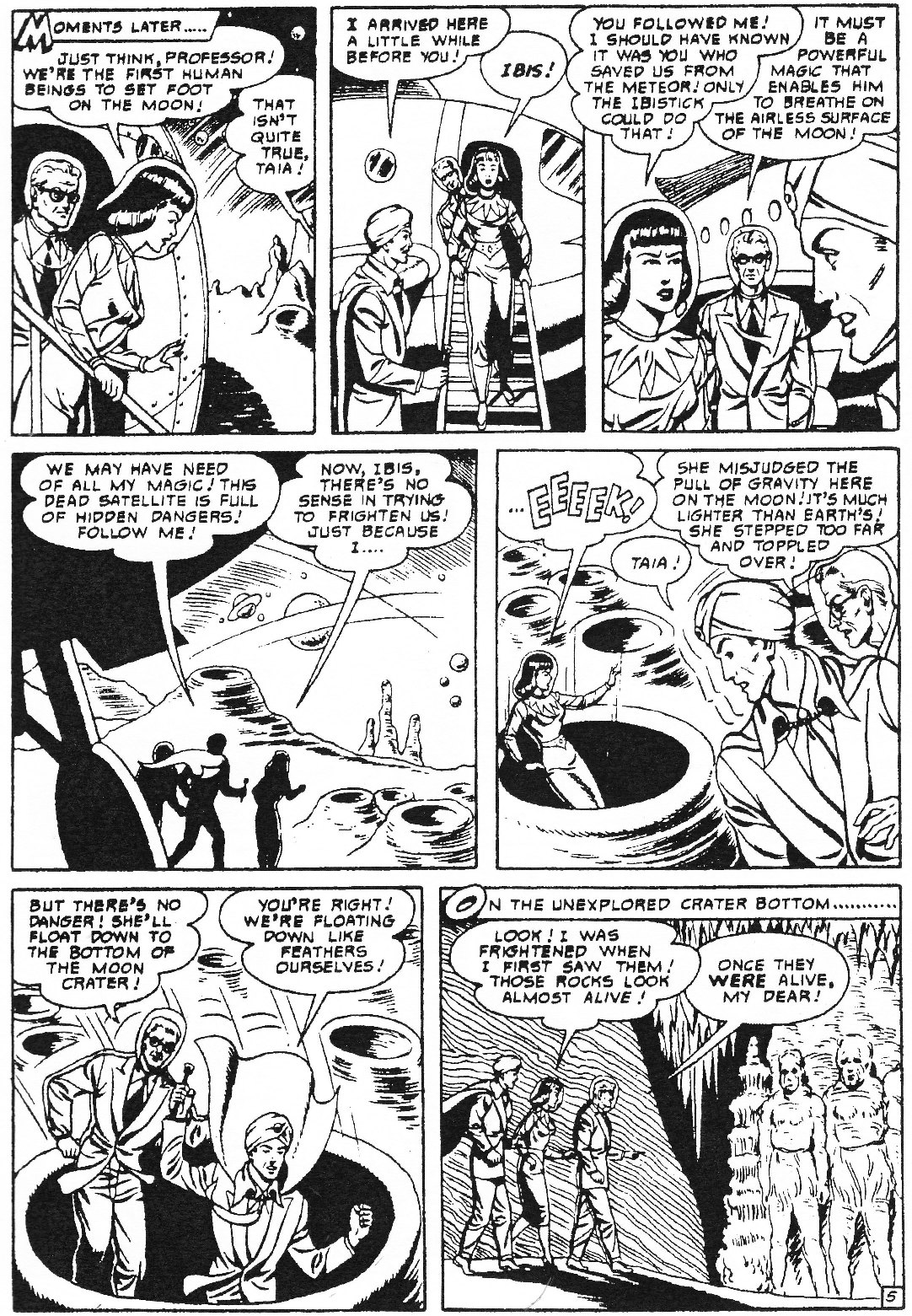 Read online Men of Mystery Comics comic -  Issue #73 - 39