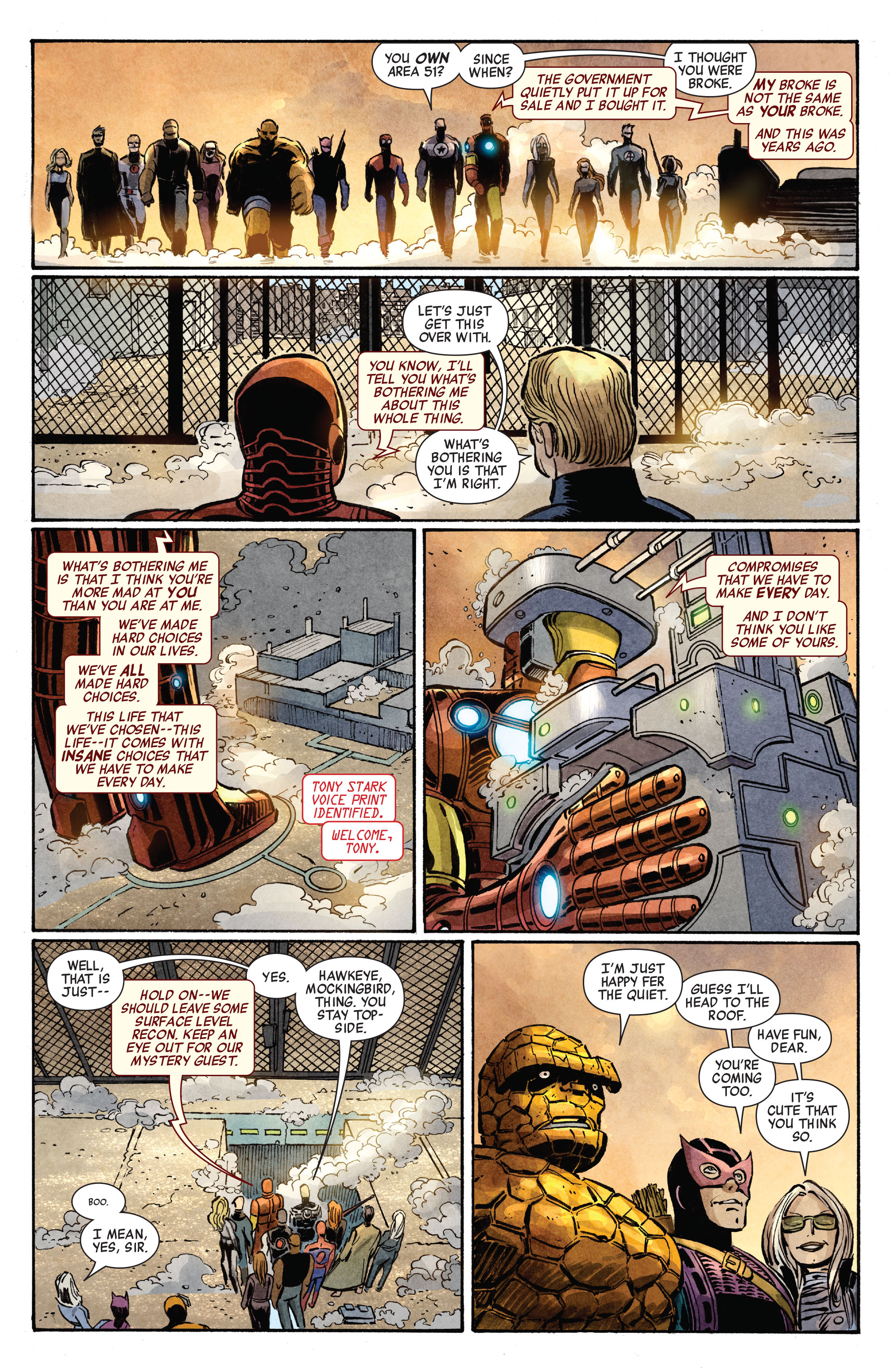 Read online Avengers (2010) comic -  Issue #10 - 18