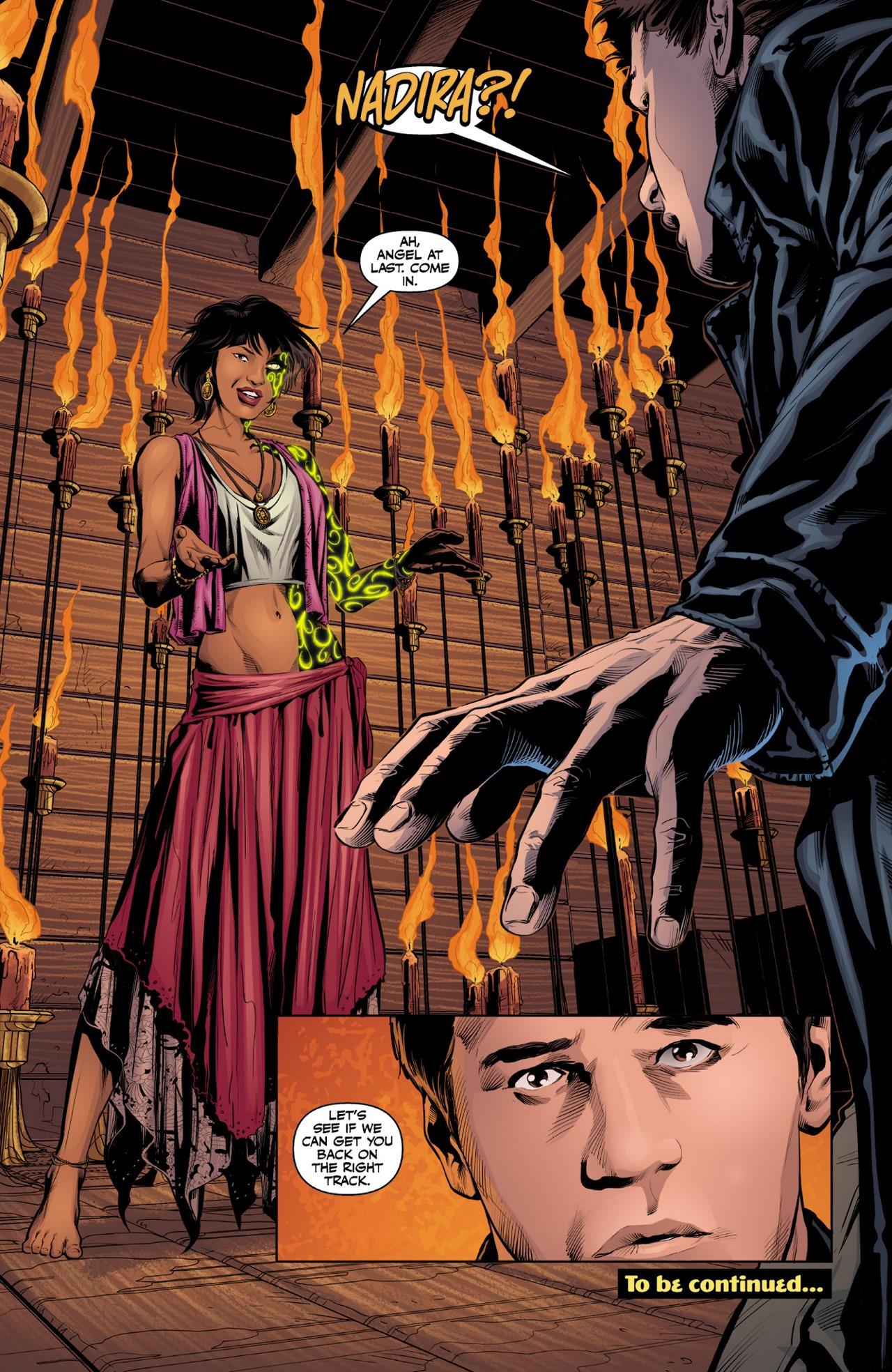 Read online Angel & Faith Season 10 comic -  Issue #1 - 24