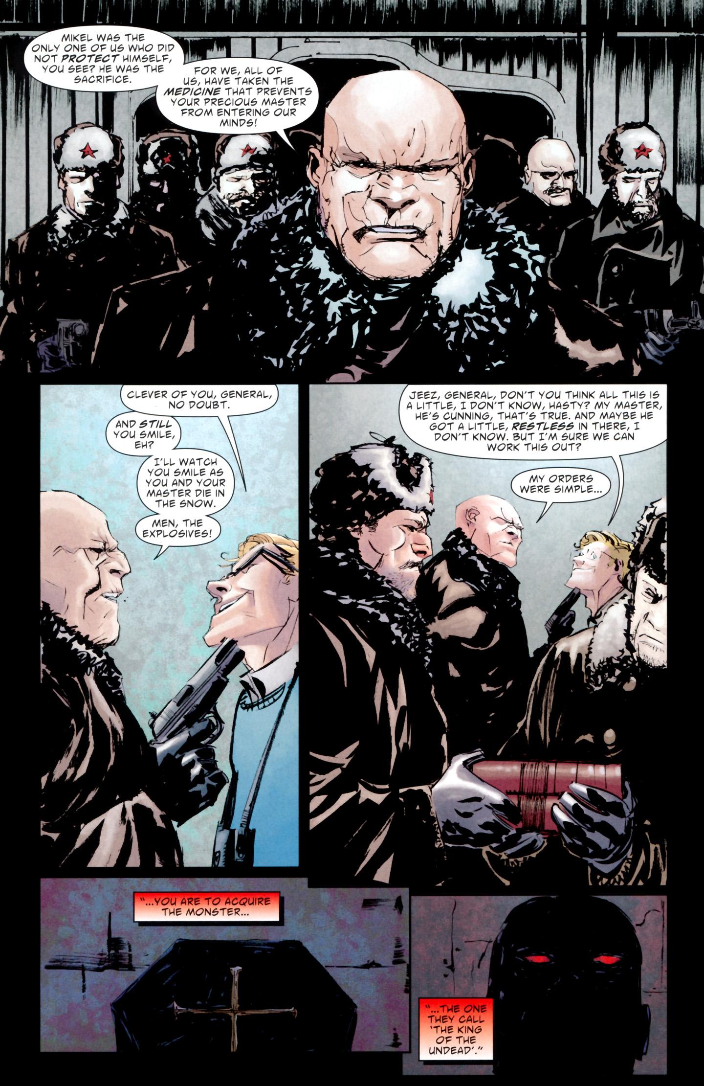 Read online American Vampire: Lord of Nightmares comic -  Issue #3 - 15