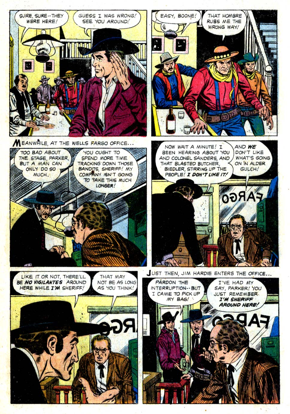 Four Color Comics issue 876 - Page 9