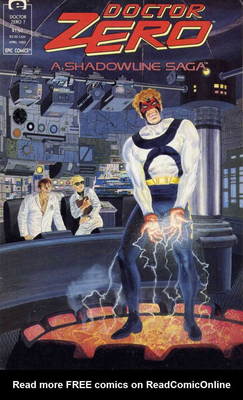 Read online Doctor Zero comic -  Issue #7 - 1