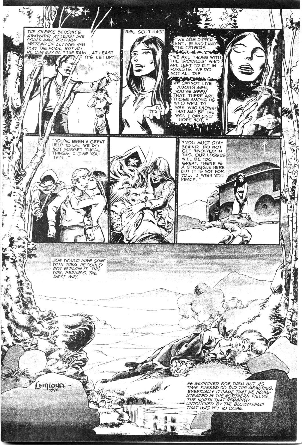 Read online Star*Reach comic -  Issue #4 - 30