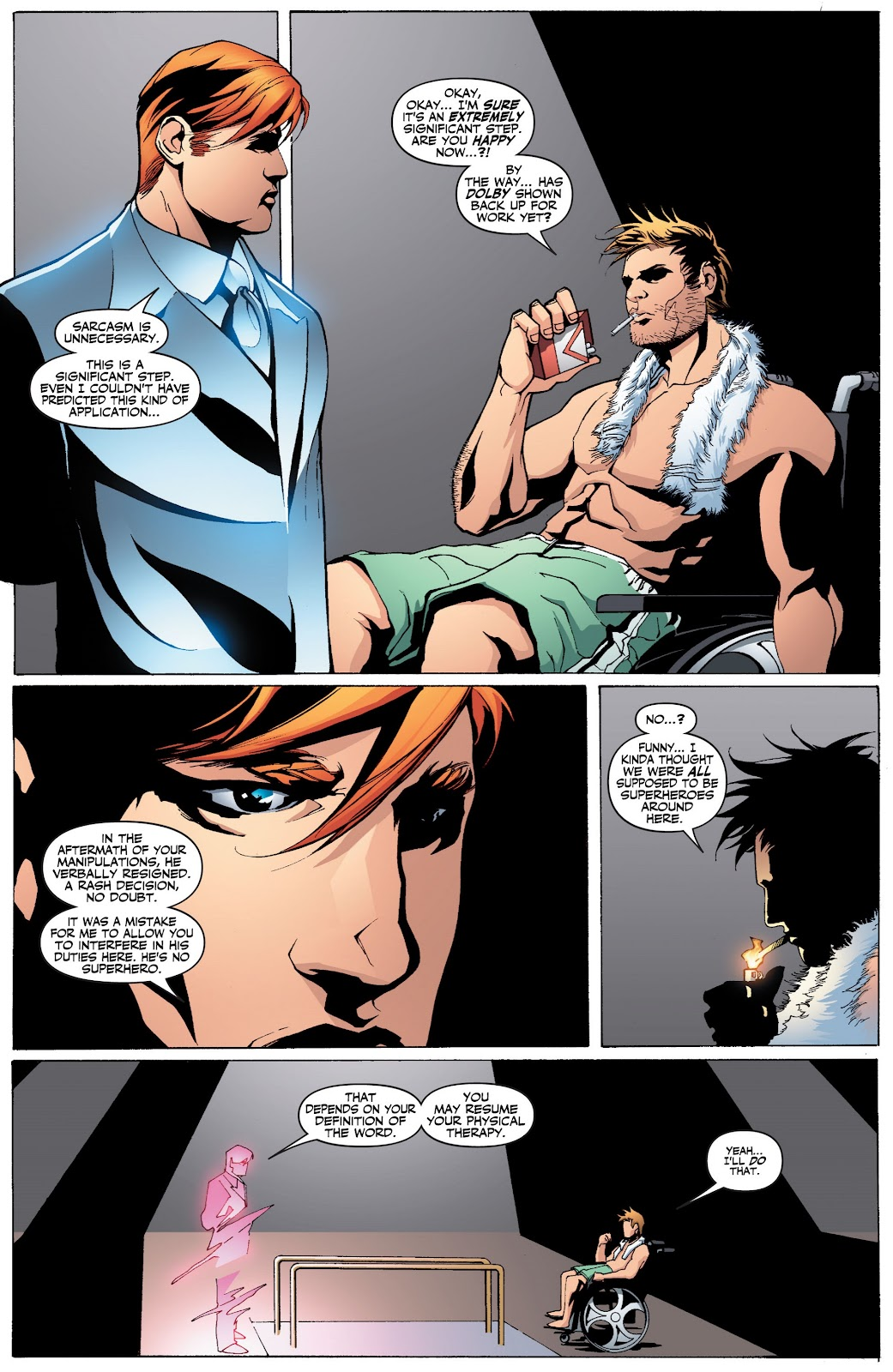 Wildcats Version 3.0 Issue #12 #12 - English 7