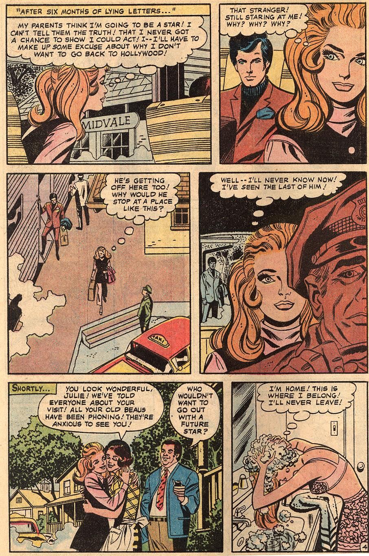 Read online Secret Hearts comic -  Issue #150 - 28