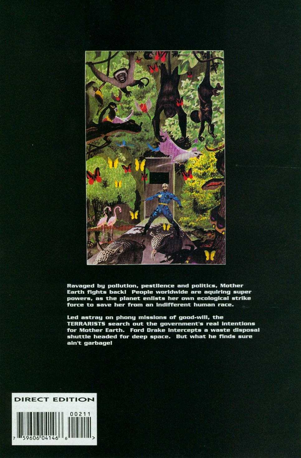 Read online Terrarists comic -  Issue #2 - 32