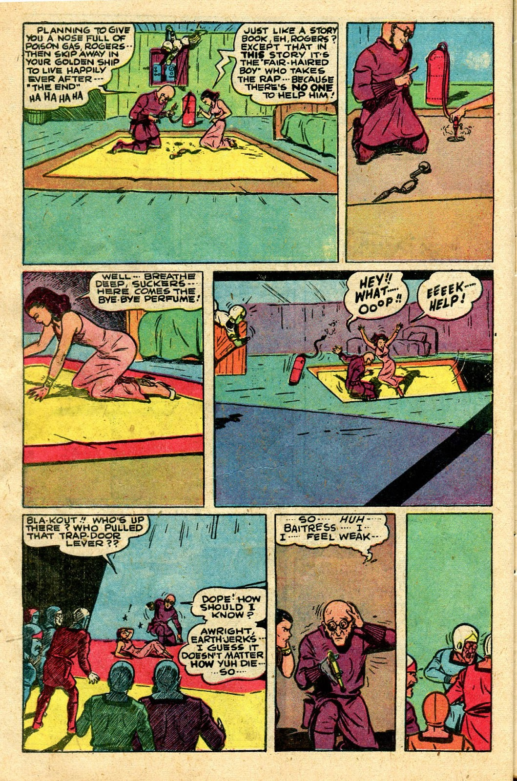Read online Famous Funnies comic -  Issue #160 - 12