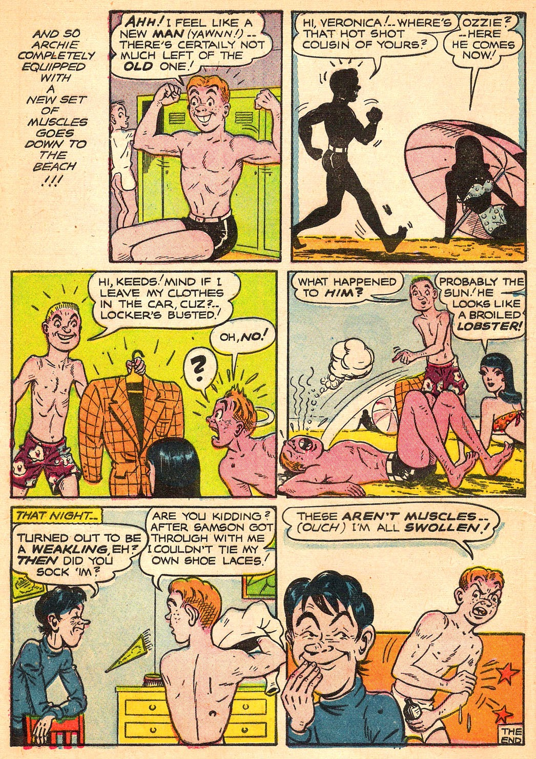 Archie Comics issue 027 - Page 10