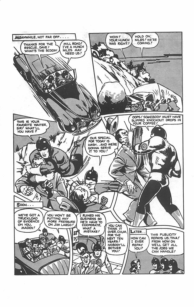 Read online Men of Mystery Comics comic -  Issue #24 - 24