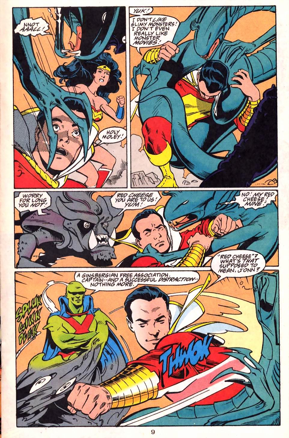 Read online Adventures of Superman (1987) comic -  Issue #522 - 11