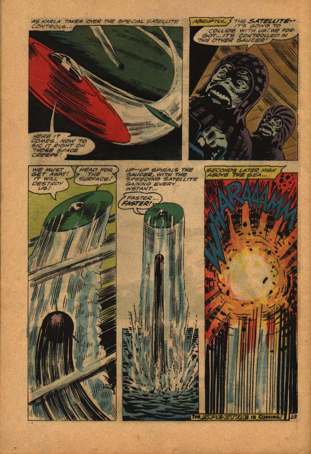Read online Aquaman (1962) comic -  Issue #24 - 32