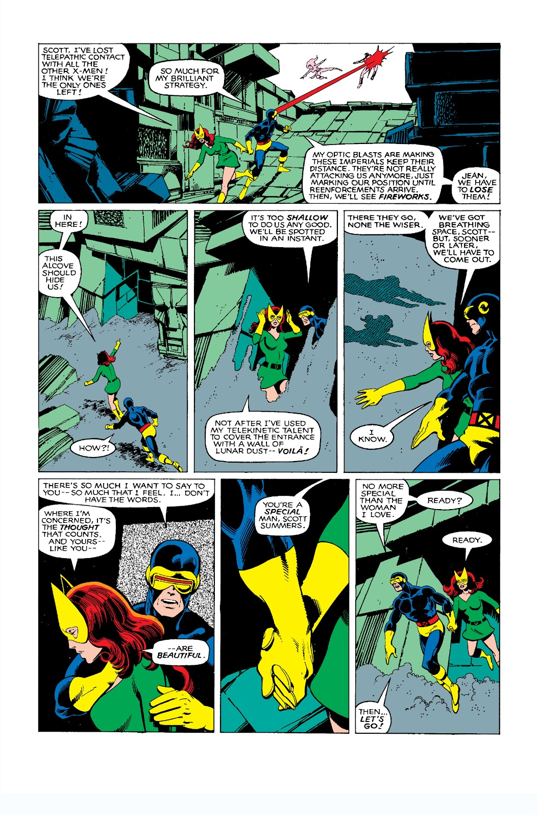 Uncanny X-Men (1963) issue 137 - Page 28