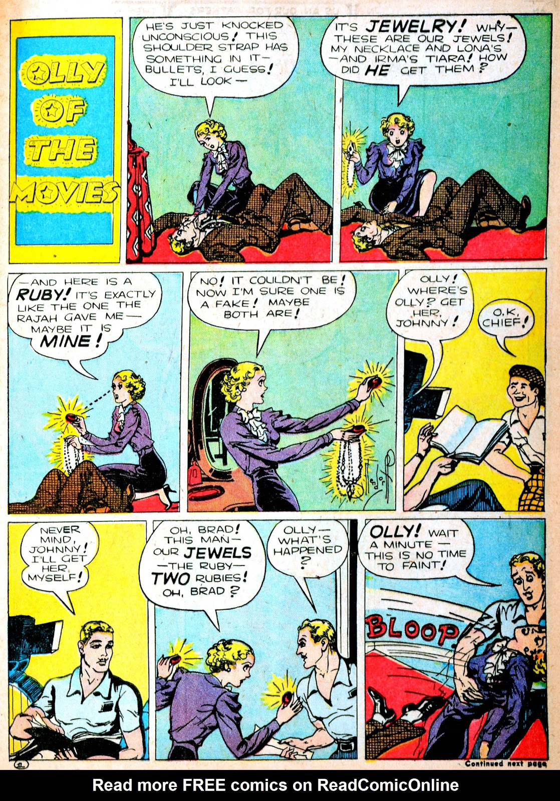 Read online Famous Funnies comic -  Issue #88 - 48