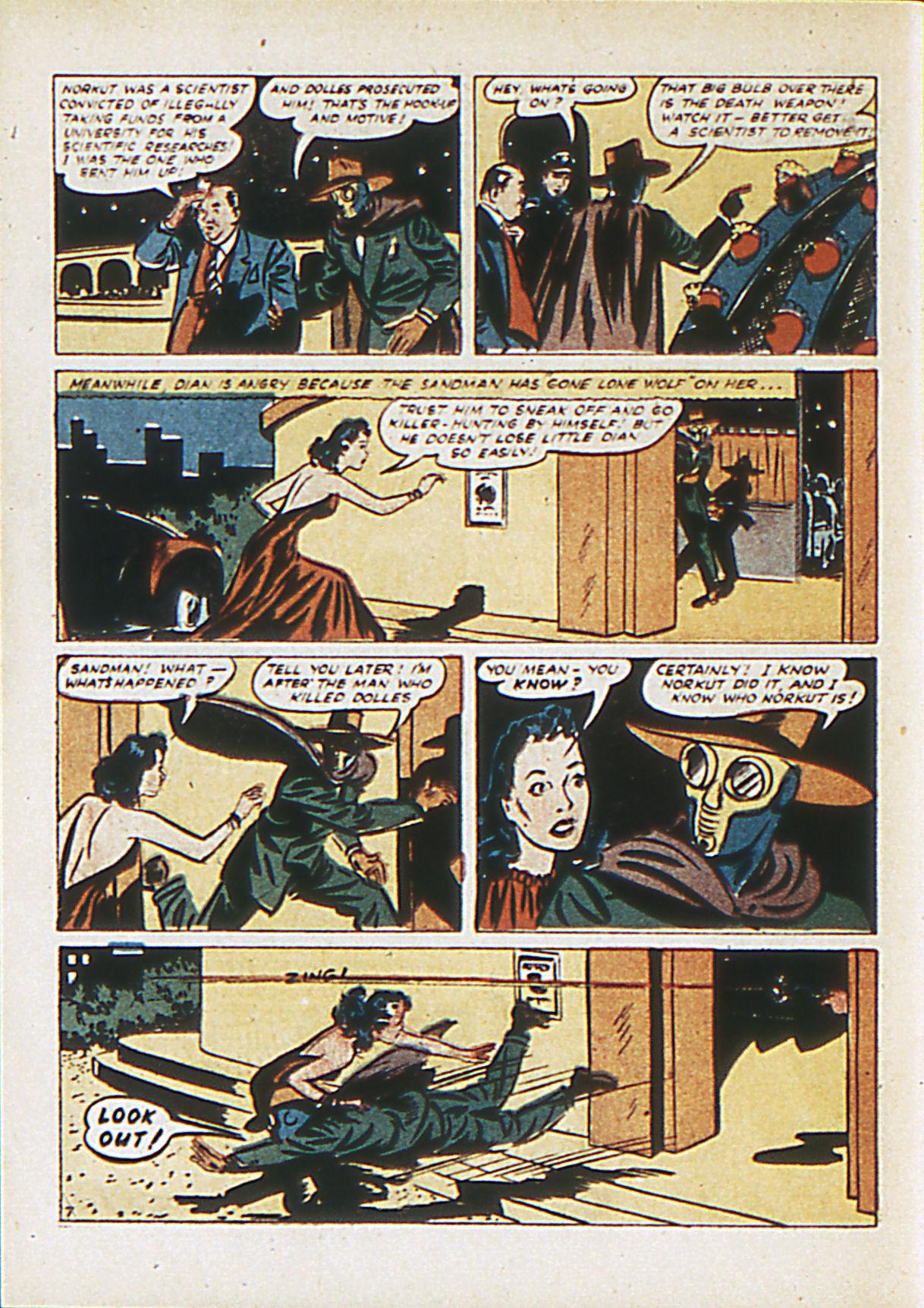 Read online Adventure Comics (1938) comic -  Issue #62 - 65