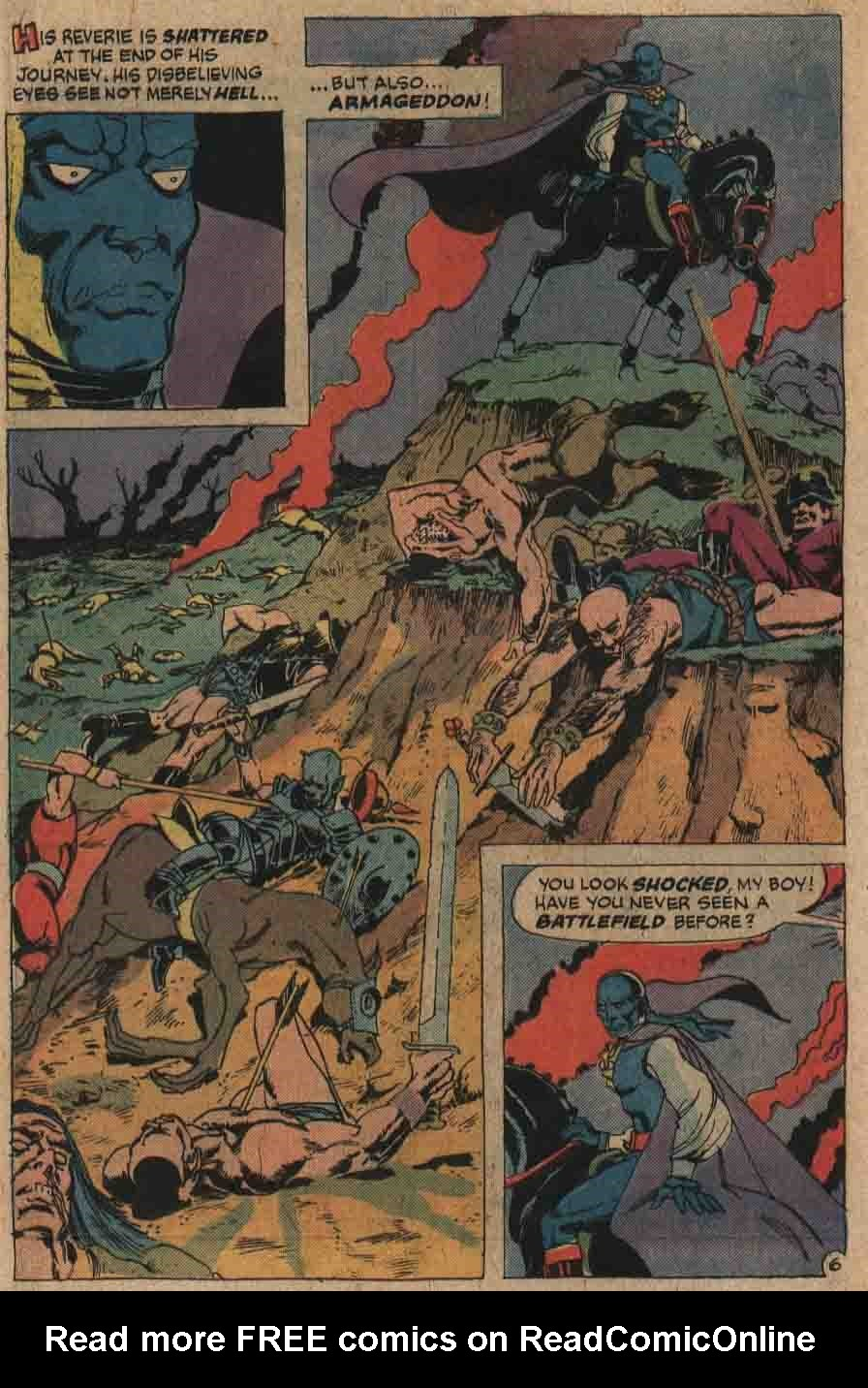 The Grim Ghost (1975) issue 3 - Page 7