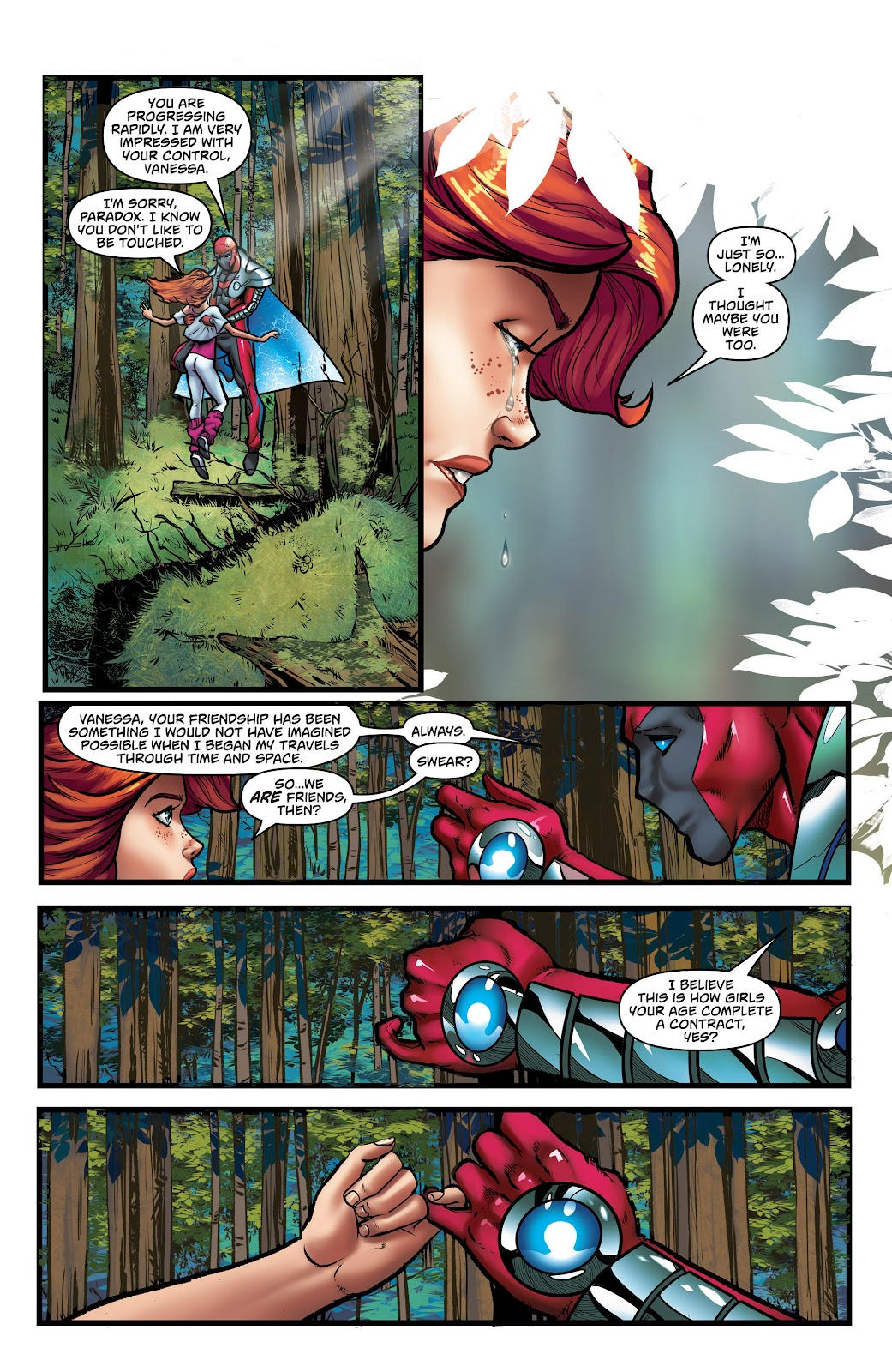 Read online Critter (2015) comic -  Issue #3 - 30