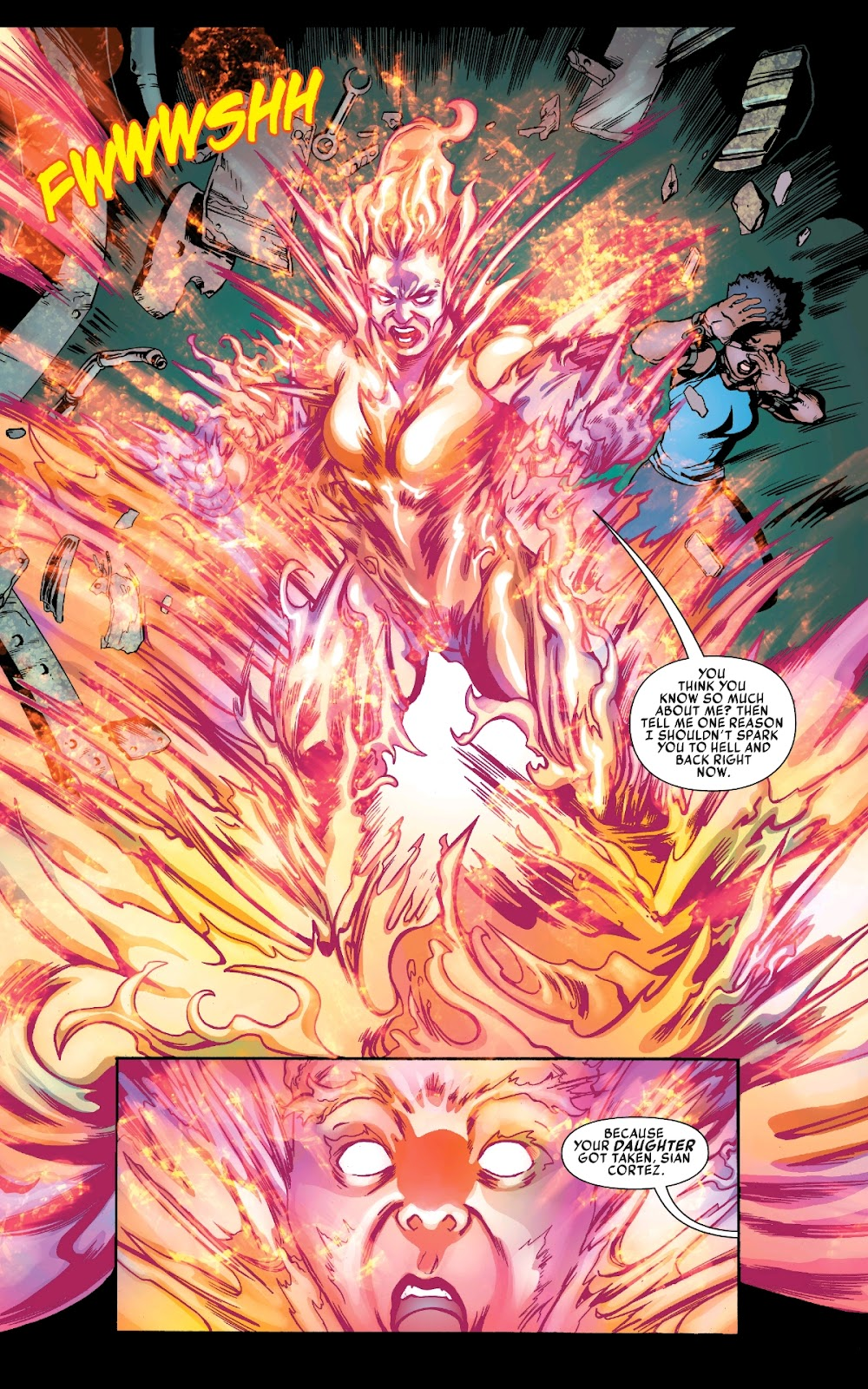 Read online Fantastic Four 2099 (2019) comic -  Issue # Full - 15