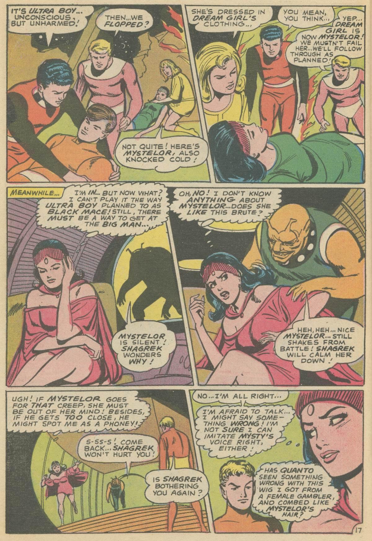 Read online Adventure Comics (1938) comic -  Issue #374 - 22