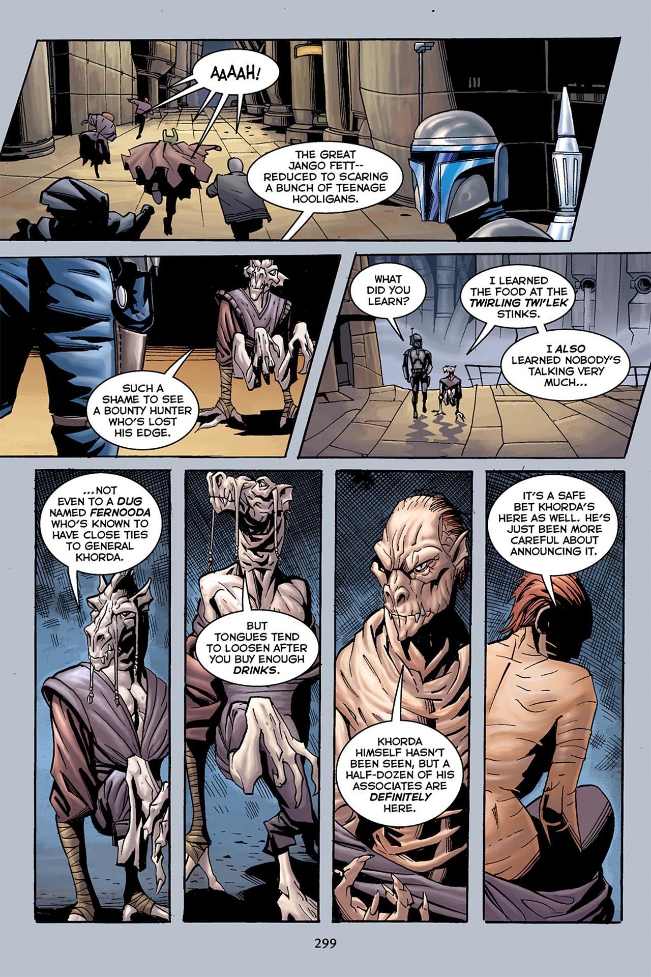 Read online Star Wars Omnibus comic -  Issue # Vol. 10 - 295