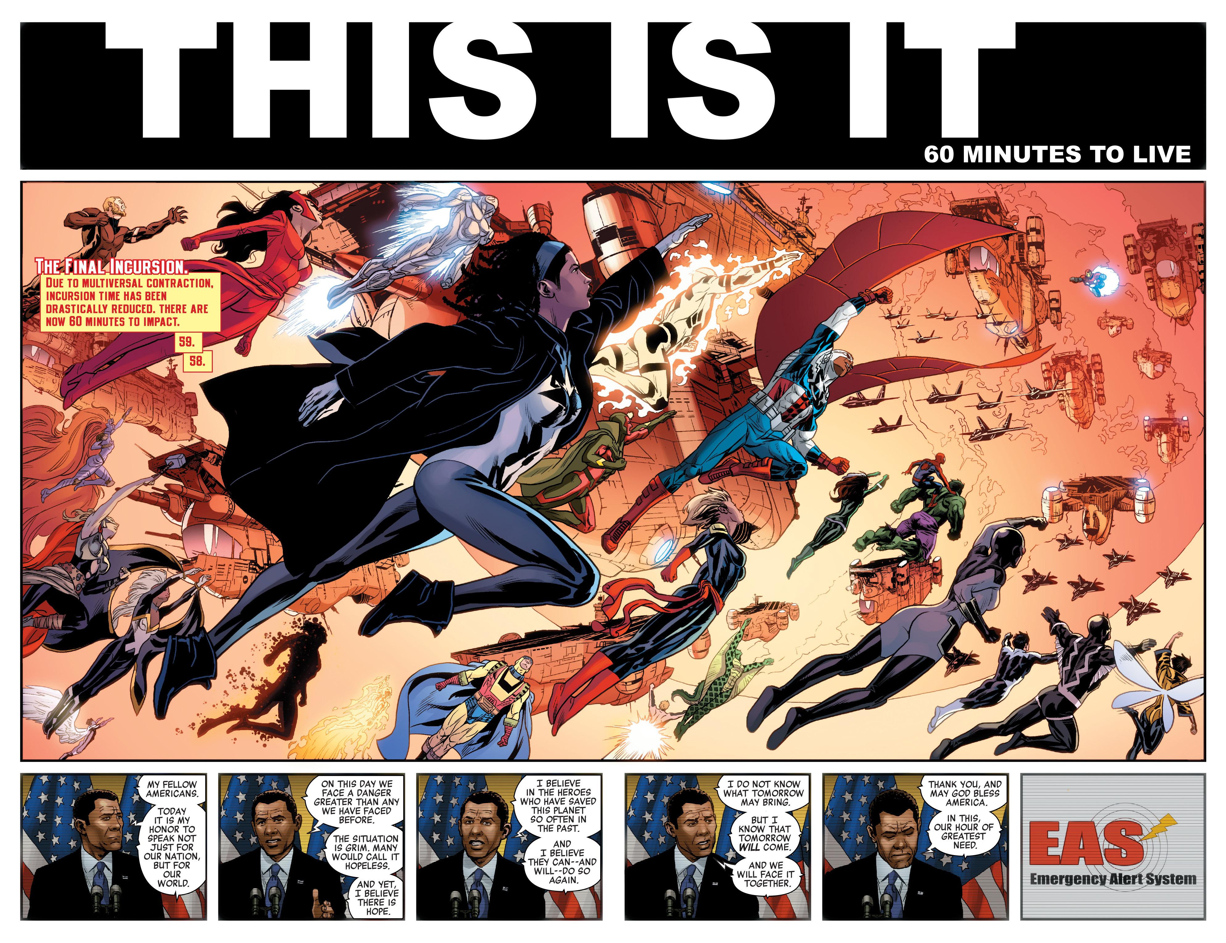 Read online Secret Wars: Last Days of the Marvel Universe comic -  Issue # TPB (Part 1) - 32
