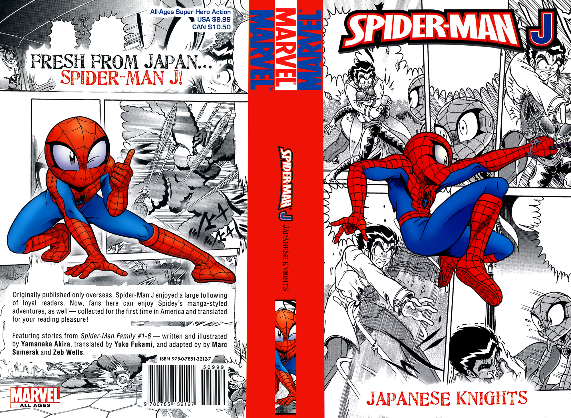 Spider-Man J TPB_1 Page 121