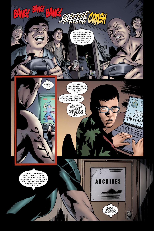 Read online Amazing Fantasy (2004) comic -  Issue #8 - 12