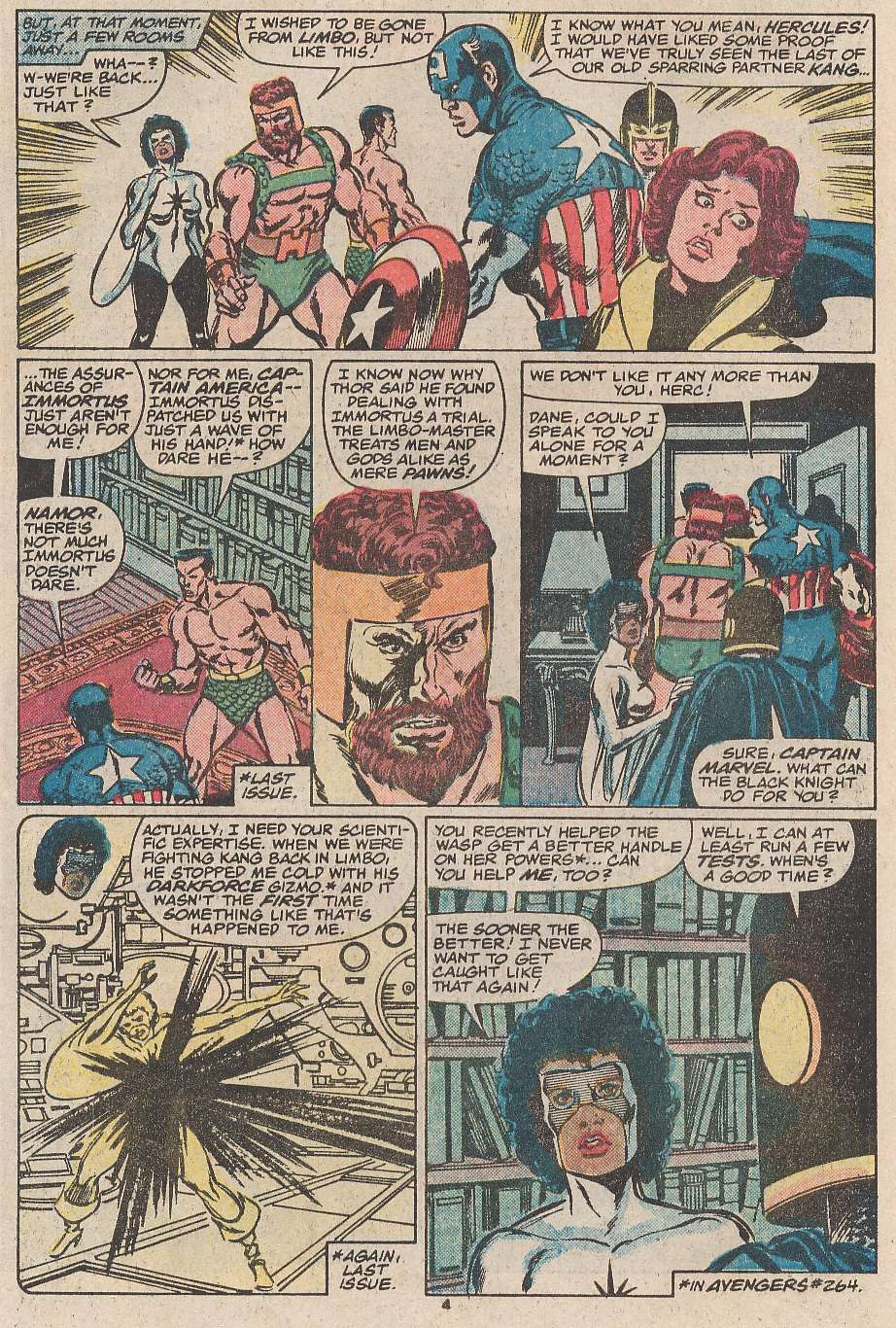 The Avengers (1963) 270 Page 4