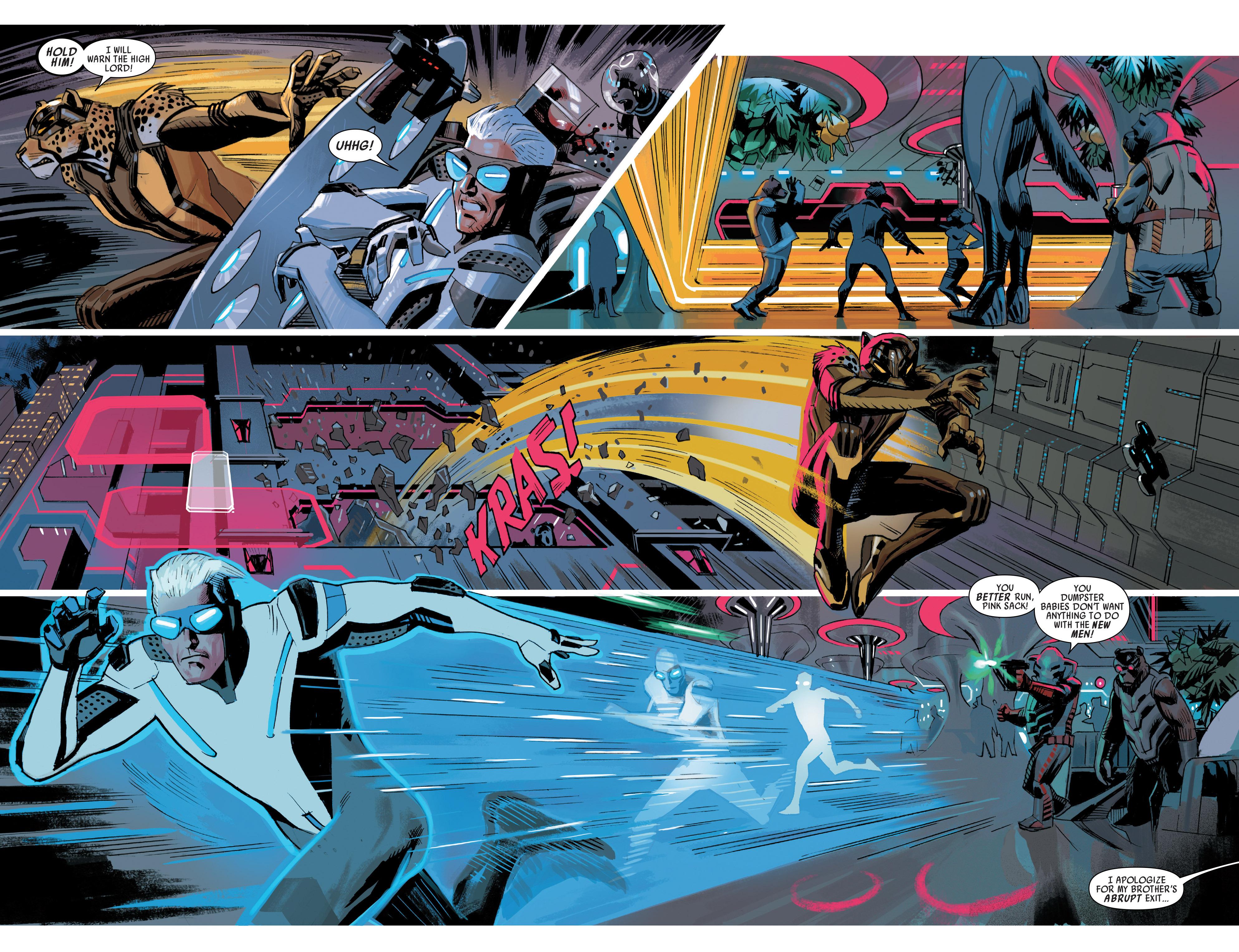 Read online Uncanny Avengers [I] comic -  Issue #1 - 3