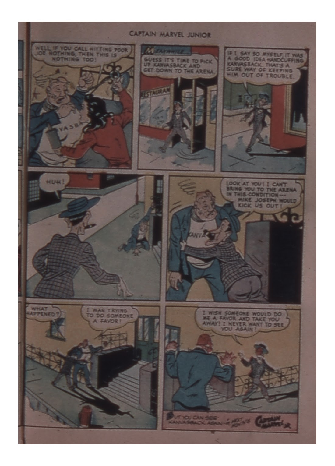 Captain Marvel, Jr. issue 58 - Page 41