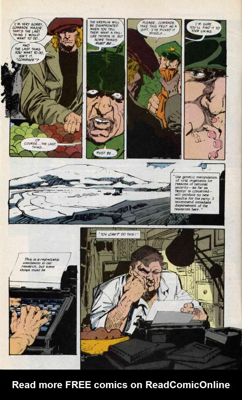 Read online Doctor Zero comic -  Issue #4 - 6