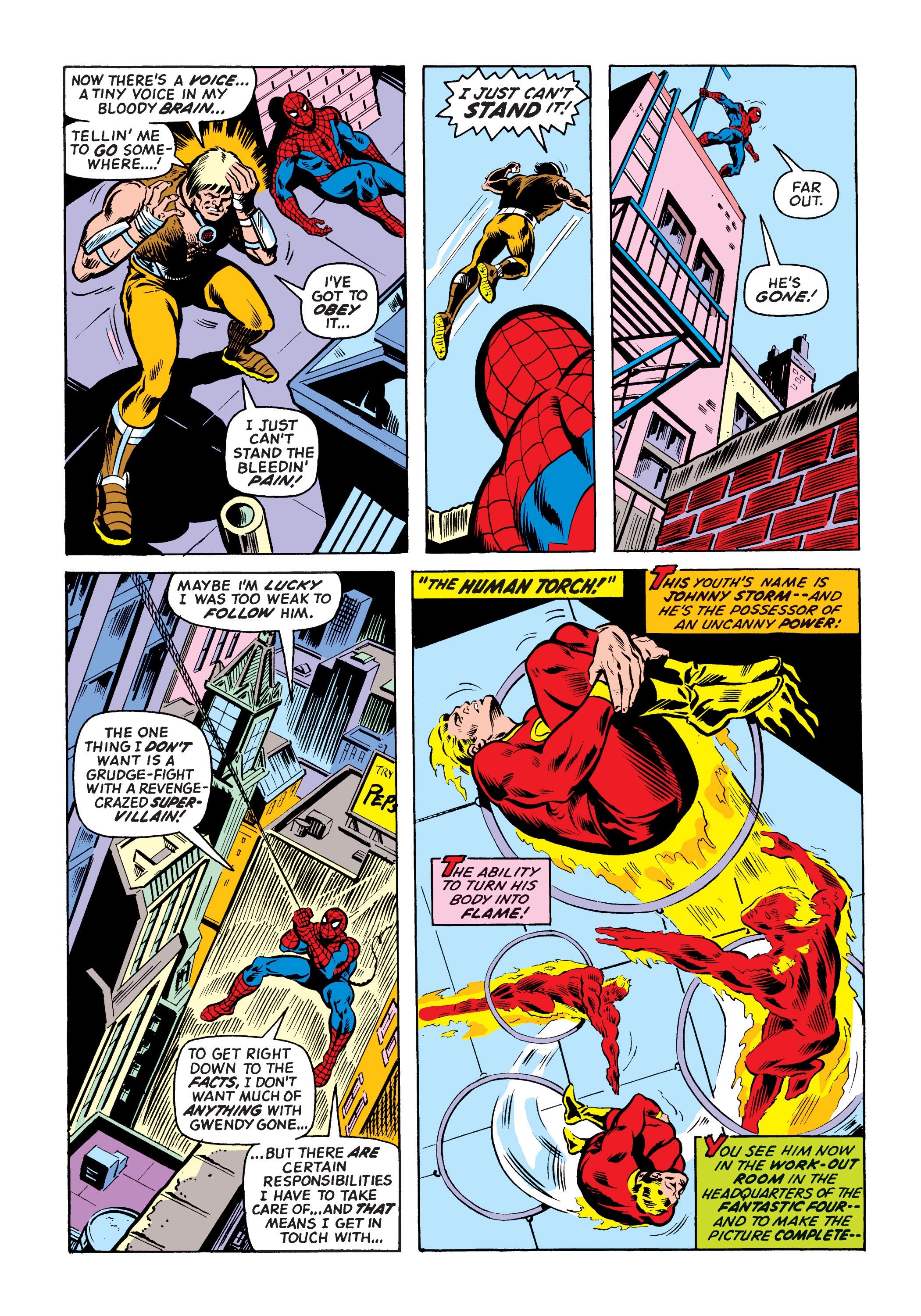 The Amazing Spider-Man (1963) 126 Page 11