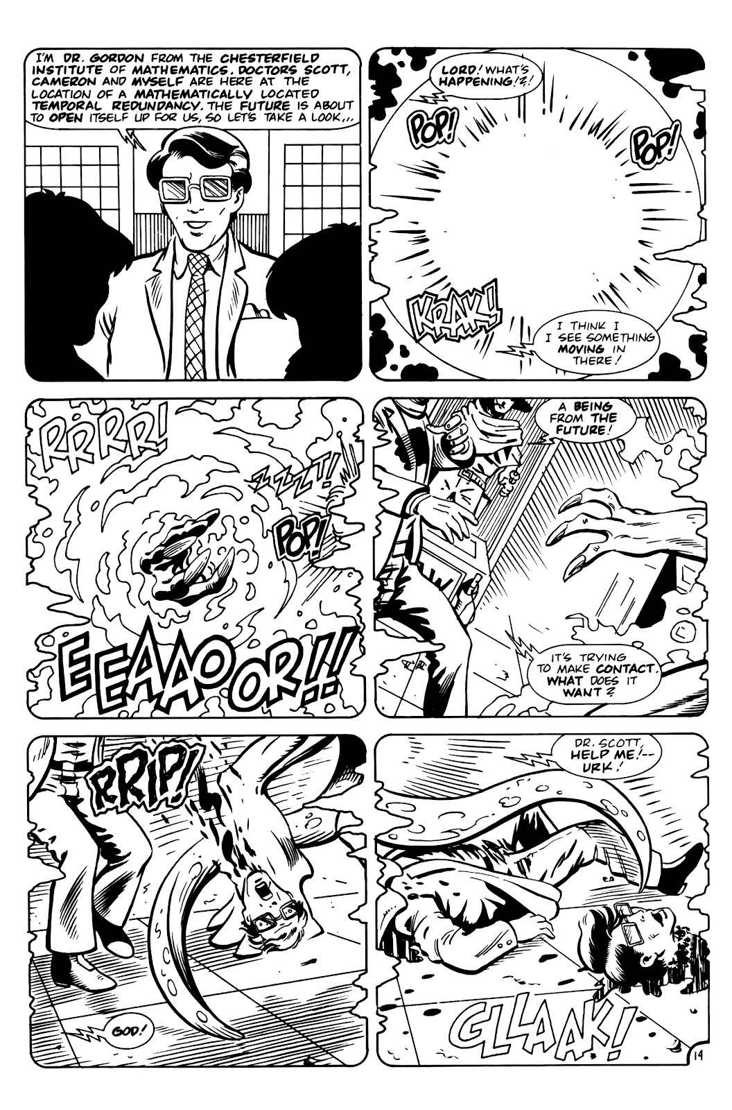 Eagle issue 14 - Page 16