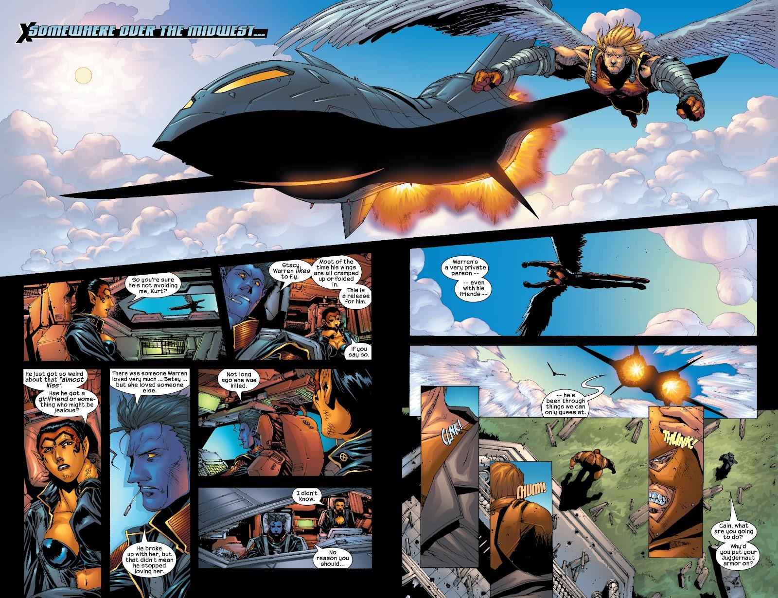 Uncanny X-Men (1963) issue 416 - Page 18