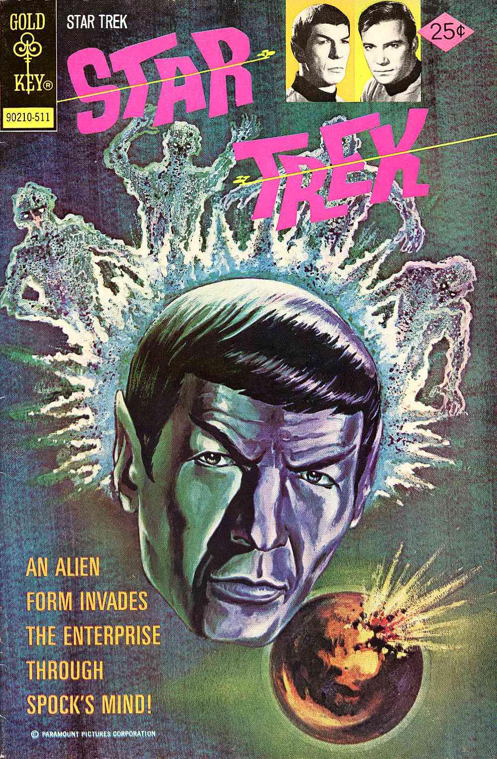 Star Trek (1967) issue 35 - Page 1