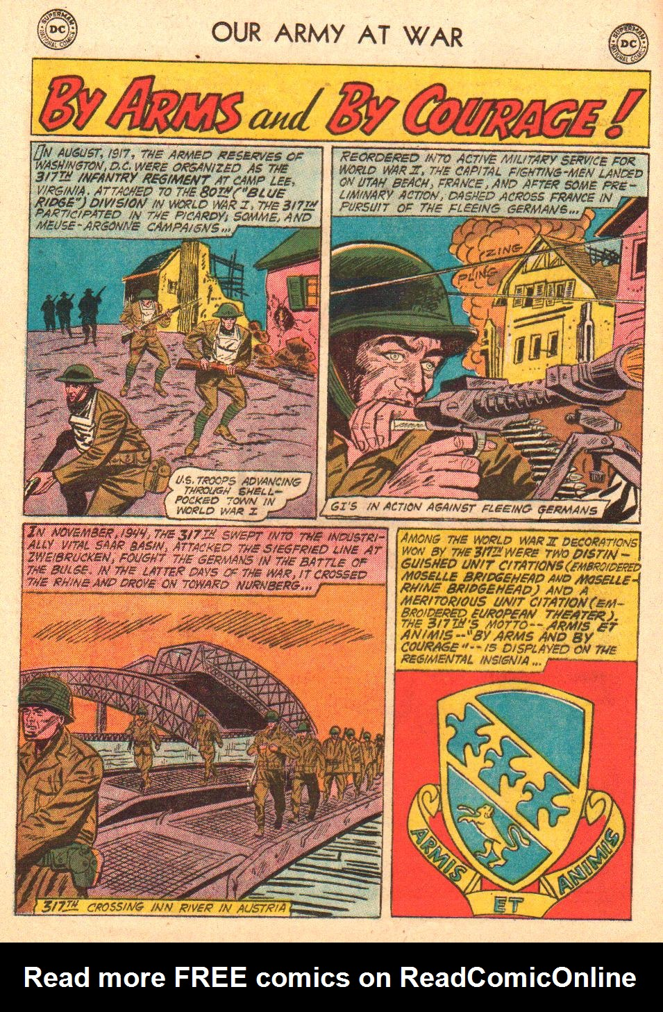 Our Army at War (1952) issue 97 - Page 12