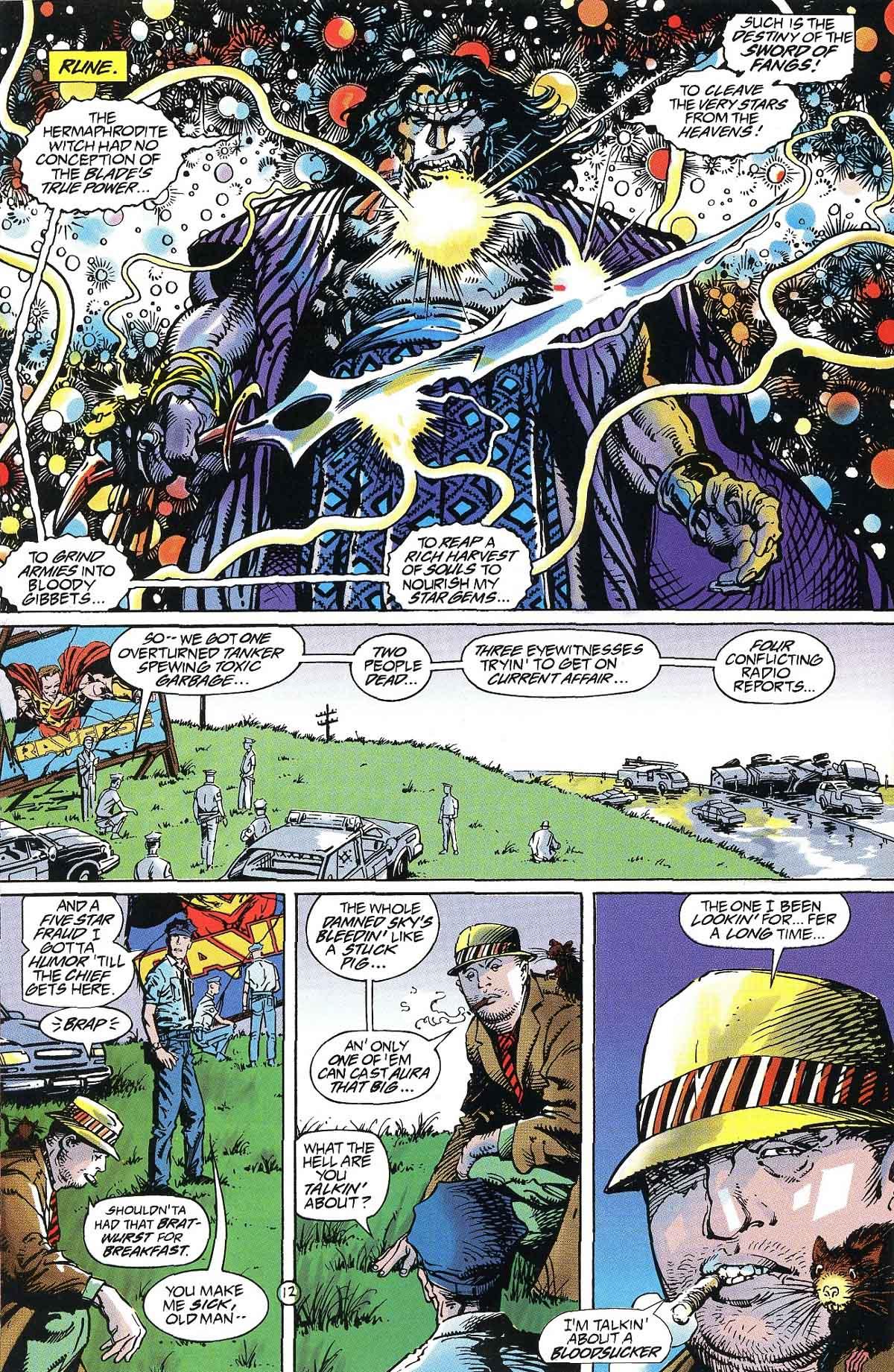 Read online Rune (1994) comic -  Issue #6 - 14