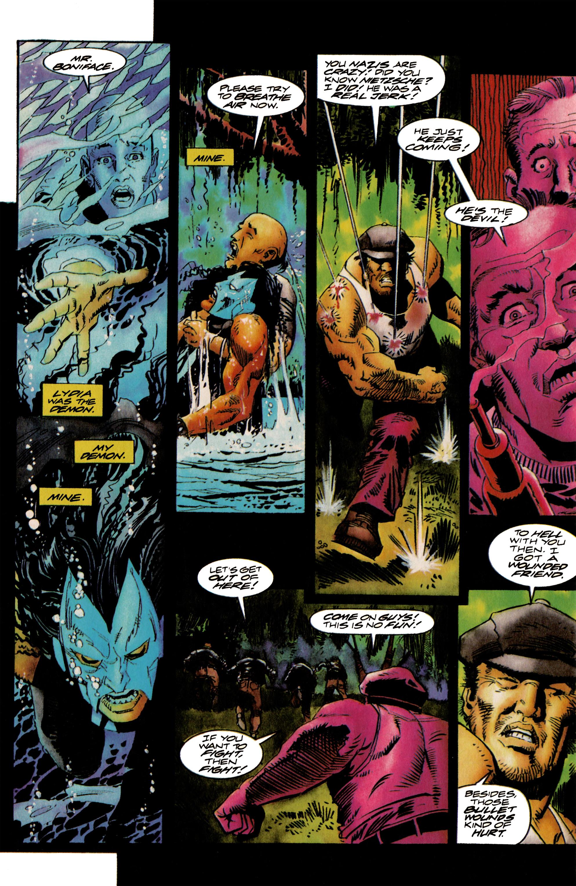 Read online Shadowman (1992) comic -  Issue #18 - 10