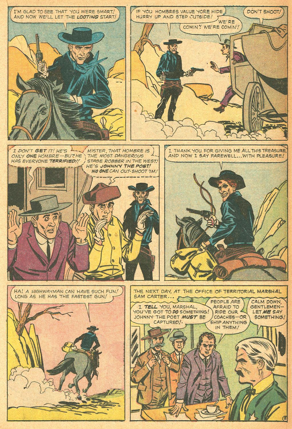 Read online Two-Gun Kid comic -  Issue #62 - 21