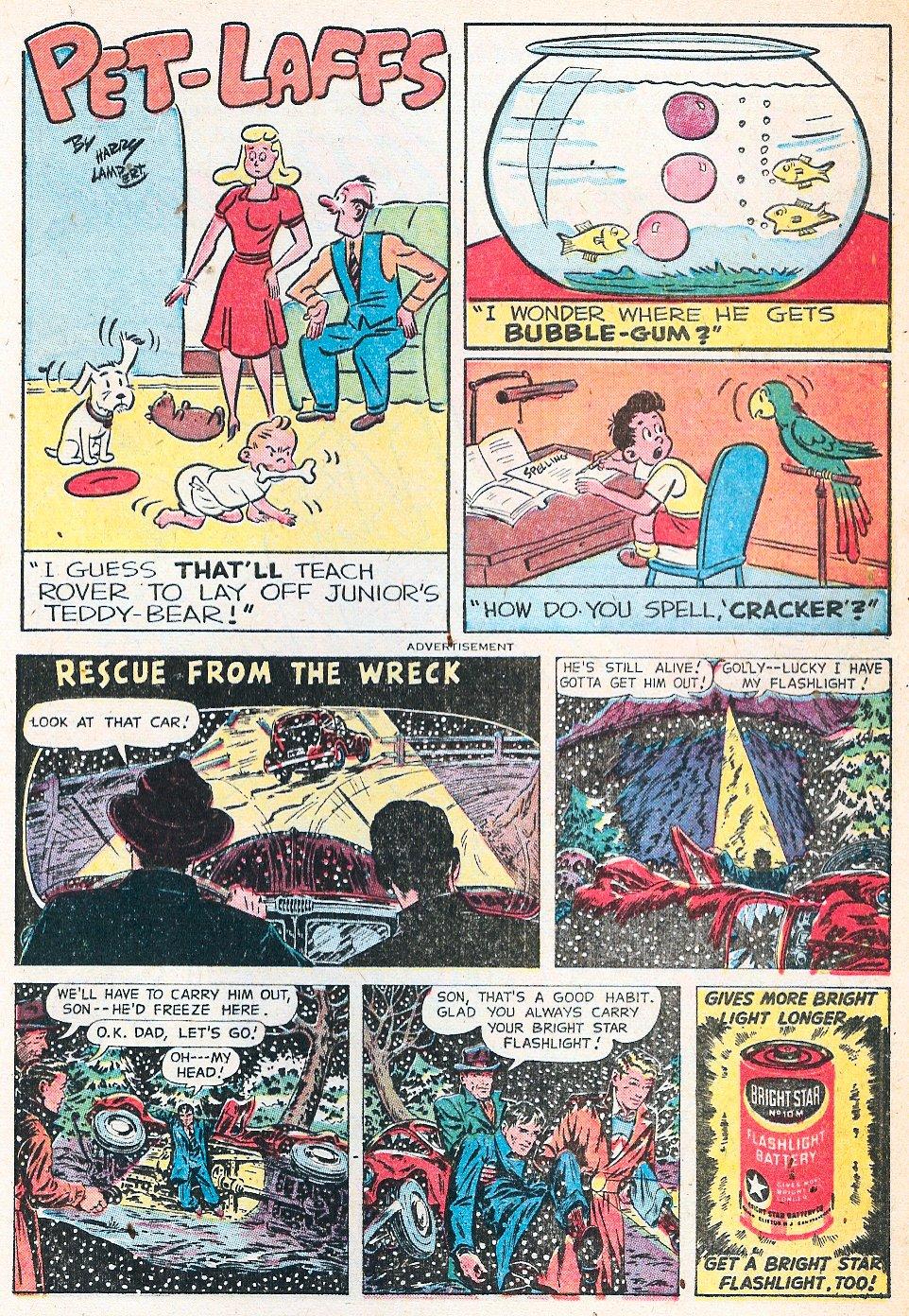 Read online Wonder Woman (1942) comic -  Issue #27 - 37