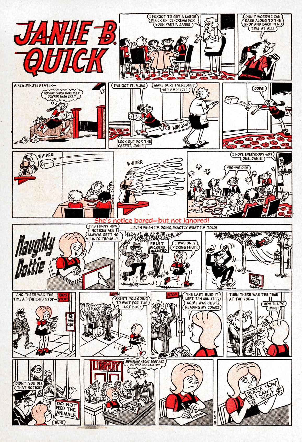 Read online Judy comic -  Issue #612 - 16